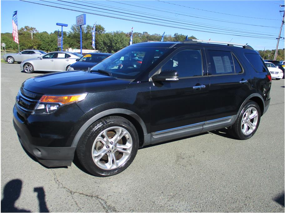 2014 Ford Explorer from CAR BY U Monroe