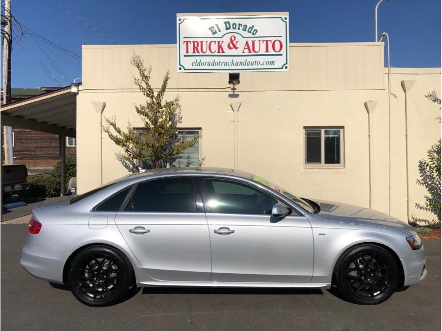 2014 Audi A4 from El Dorado Truck and Auto