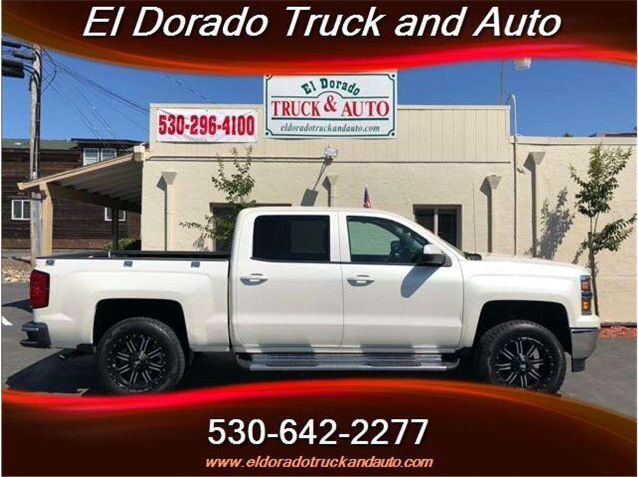 2014 Chevrolet Silverado 1500 Crew Cab from El Dorado Truck and Auto