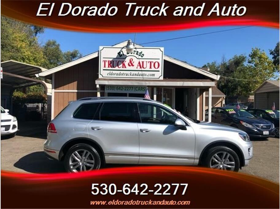 2015 Volkswagen Touareg from El Dorado Truck and Auto