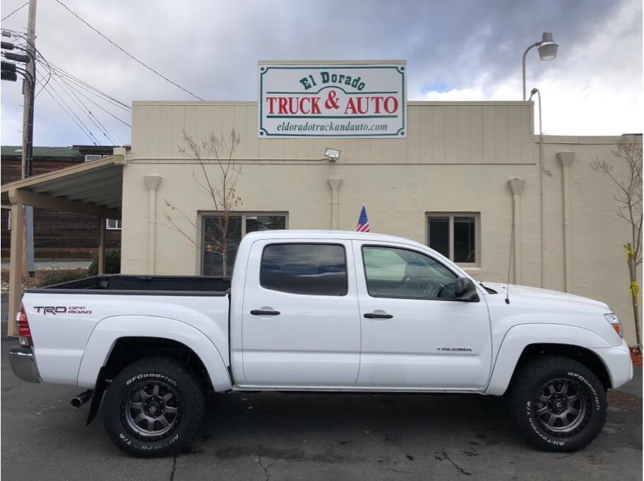 2015 Toyota Tacoma Double Cab from El Dorado Truck and Auto