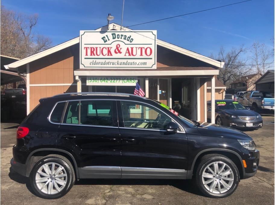 2014 Volkswagen Tiguan from El Dorado Truck and Auto