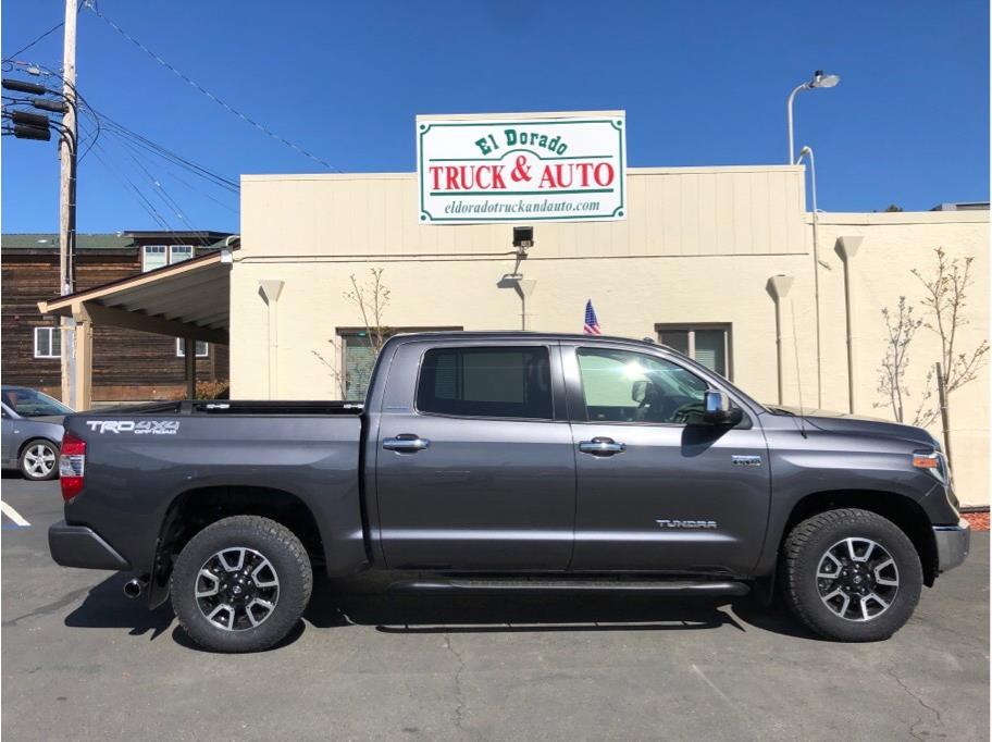 2018 Toyota Tundra CrewMax from El Dorado Truck and Auto