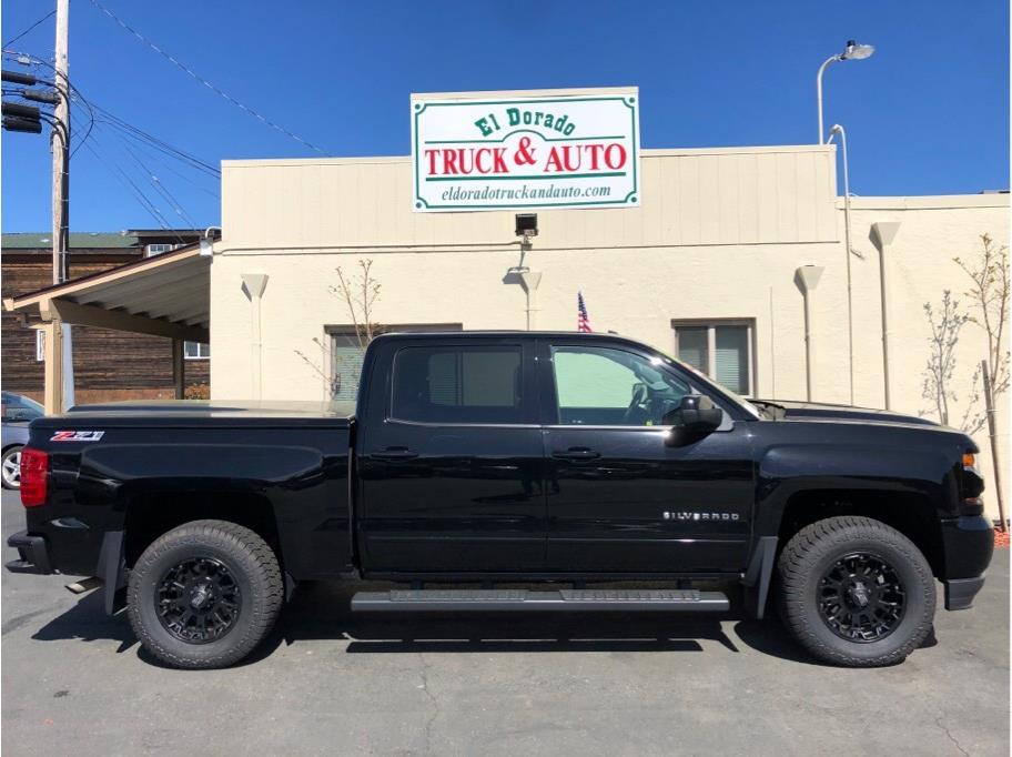 2016 Chevrolet Silverado 1500 Crew Cab from El Dorado Truck and Auto