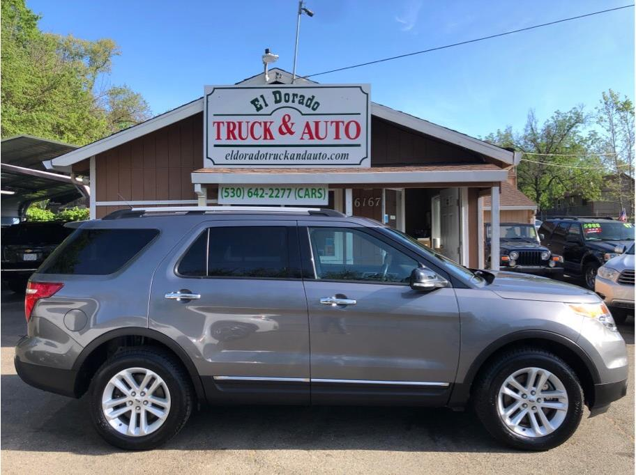 2014 Ford Explorer from El Dorado Truck and Auto