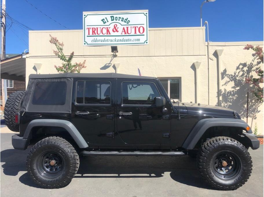 2014 Jeep Wrangler from El Dorado Truck and Auto