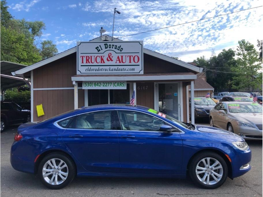 2015 Chrysler 200 from El Dorado Truck and Auto