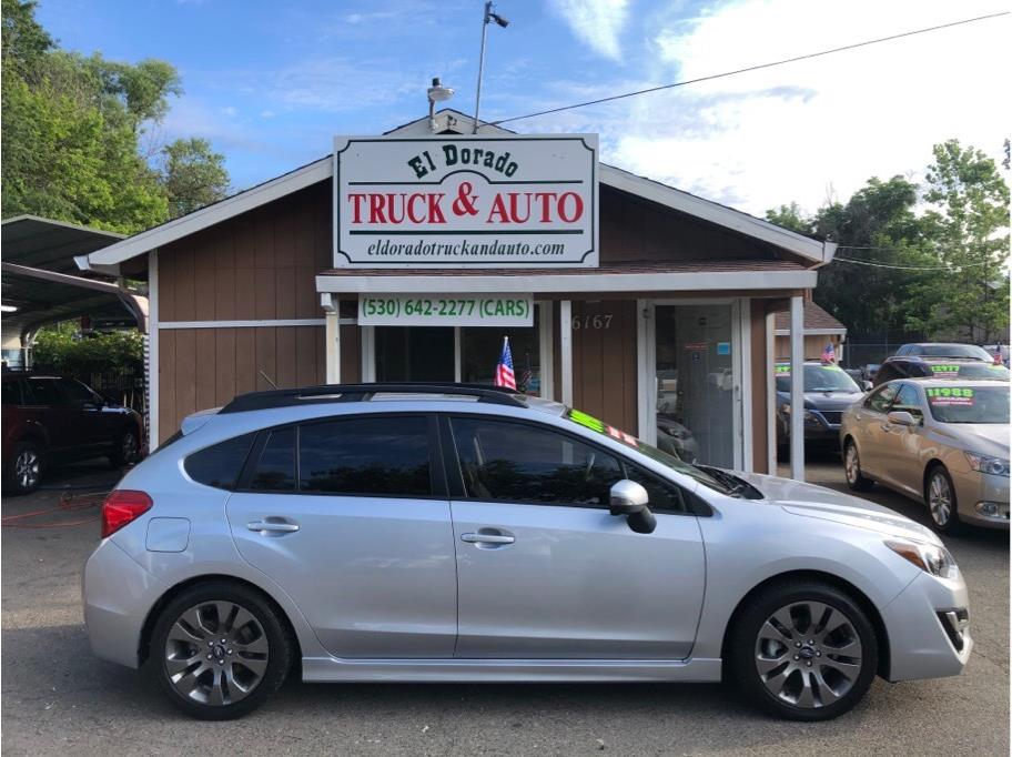 2015 Subaru Impreza from El Dorado Truck and Auto