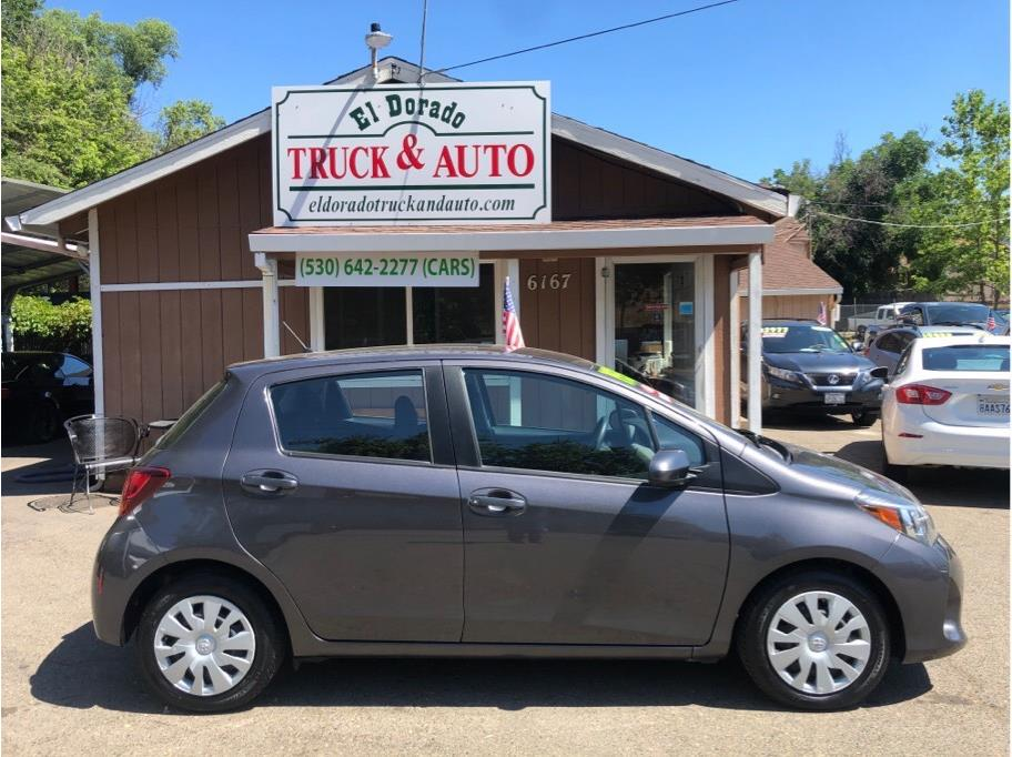 2017 Toyota Yaris from El Dorado Truck and Auto
