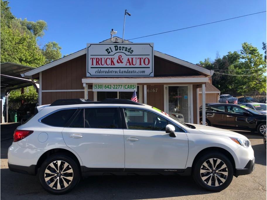 2016 Subaru Outback from El Dorado Truck and Auto