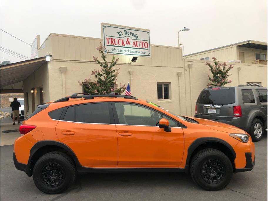 2018 Subaru Crosstrek from El Dorado Truck and Auto