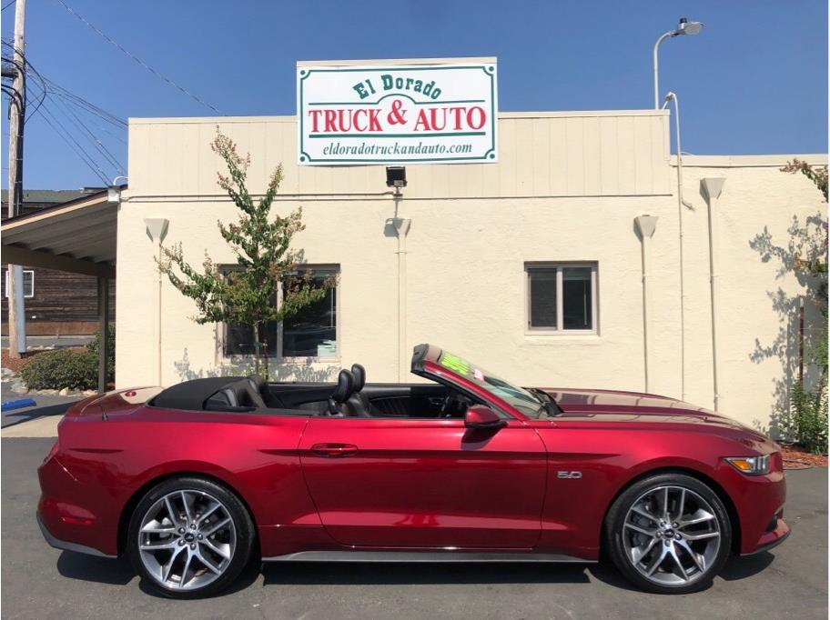 2017 Ford Mustang from El Dorado Truck and Auto