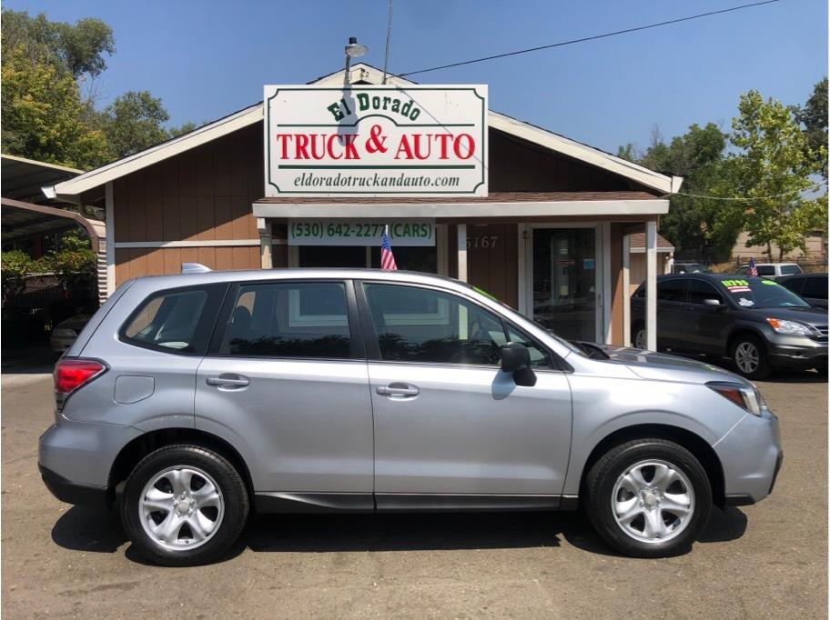 2017 Subaru Forester from El Dorado Truck and Auto