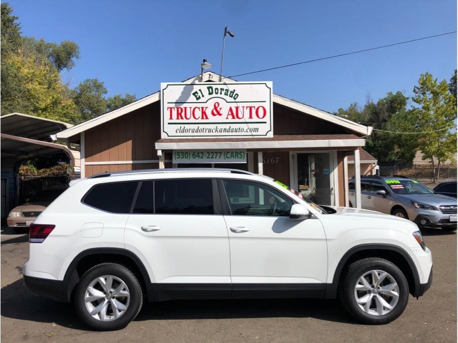 2018 Volkswagen Atlas from El Dorado Truck and Auto