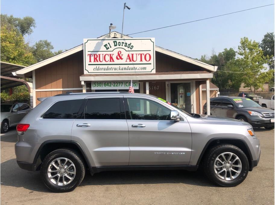 2016 Jeep Grand Cherokee from El Dorado Truck and Auto