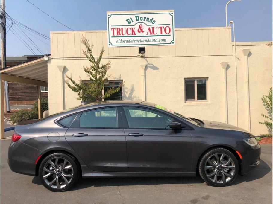 2016 Chrysler 200 from El Dorado Truck and Auto
