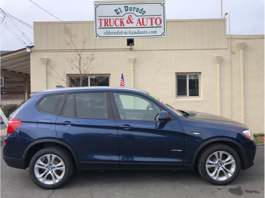 2017 BMW X3 from El Dorado Truck and Auto