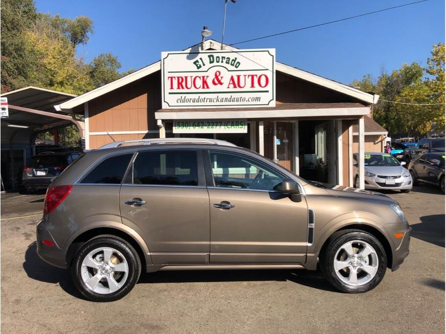 2014 Chevrolet Captiva Sport from El Dorado Truck and Auto