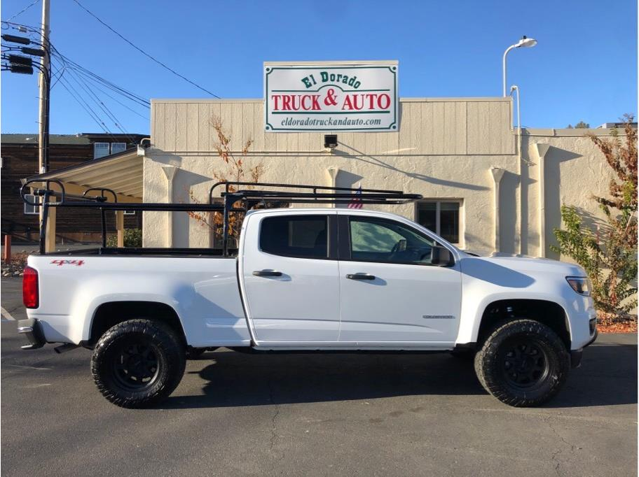 2019 Chevrolet Colorado Crew Cab from El Dorado Truck and Auto