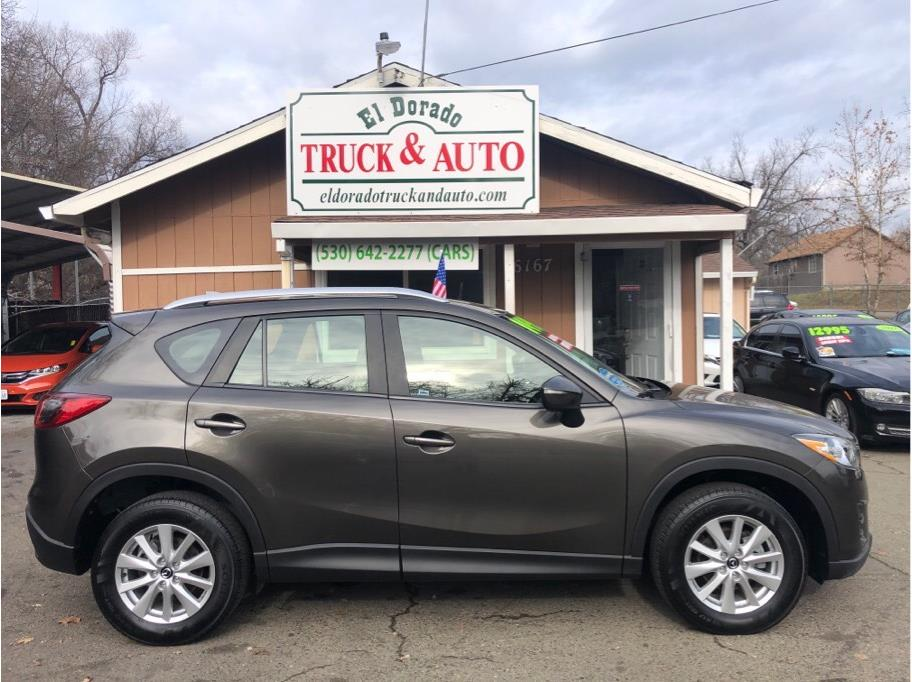 2016 Mazda CX-5 from El Dorado Truck and Auto