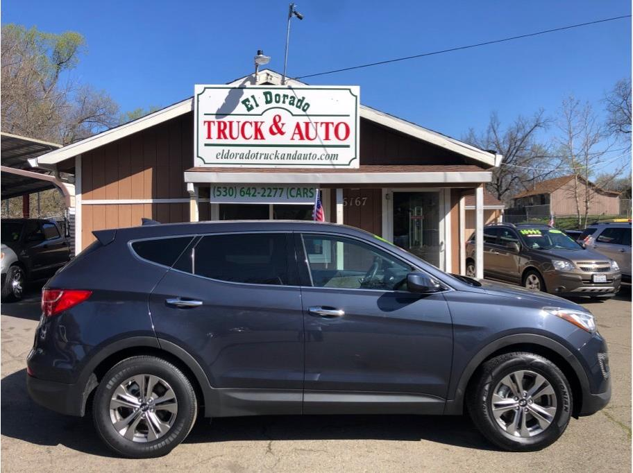 2015 Hyundai Santa Fe Sport from El Dorado Truck and Auto