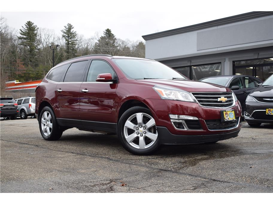 2017 Chevrolet Traverse from United Auto Group
