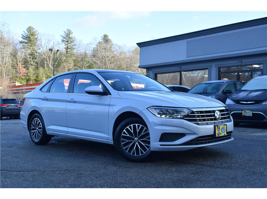 2019 Volkswagen Jetta from United Auto Group