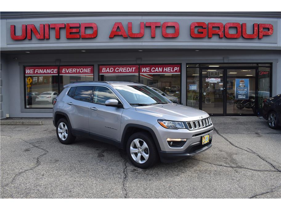 2018 Jeep Compass from United Auto Group