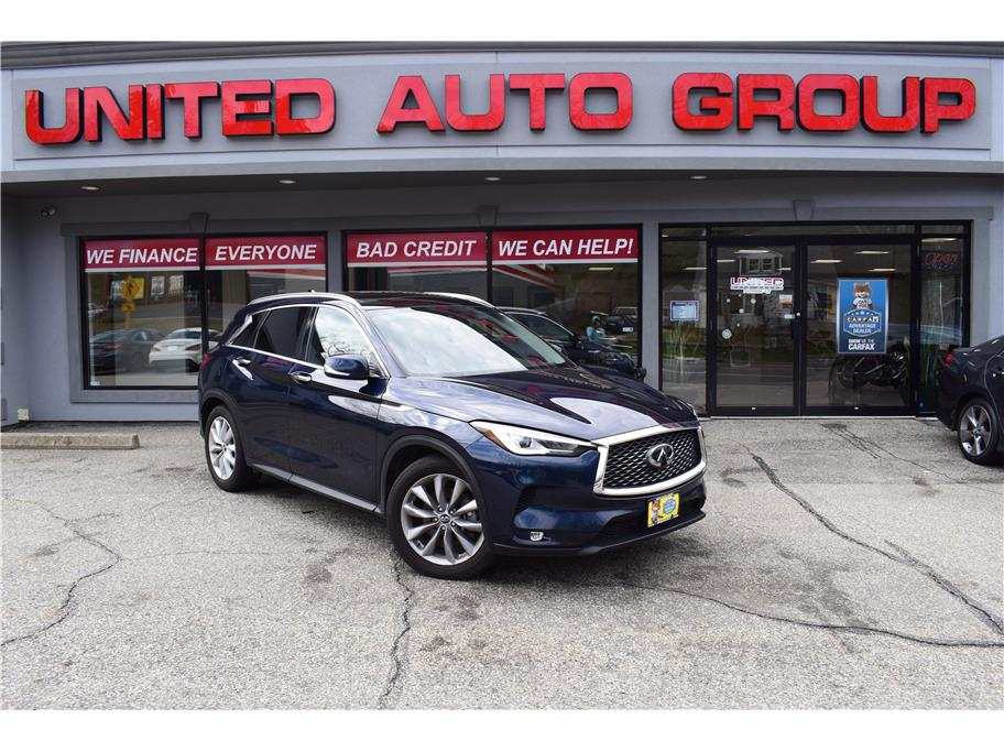2019 Infiniti QX50 from United Auto Group