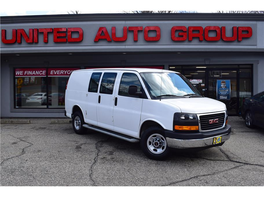 2017 GMC Savana 2500 Cargo from United Auto Group