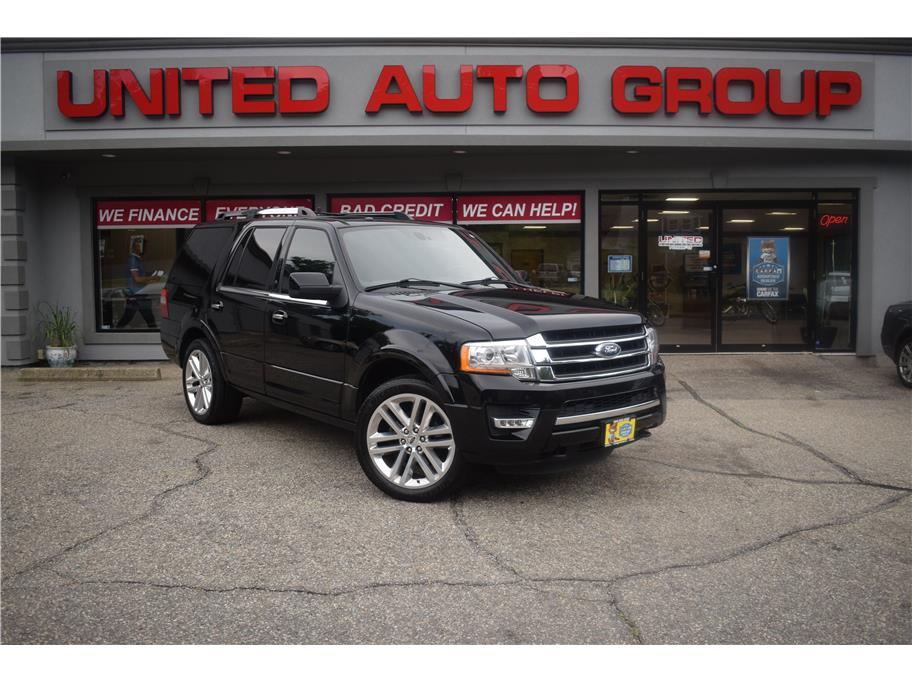 2017 Ford Expedition from United Auto Group