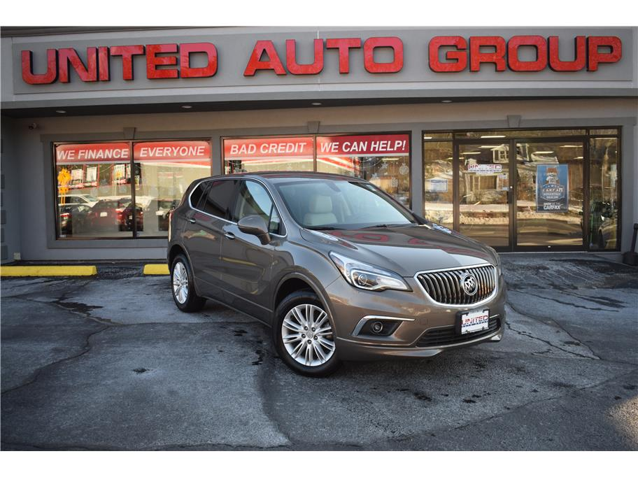 2017 Buick Envision from United Auto Group