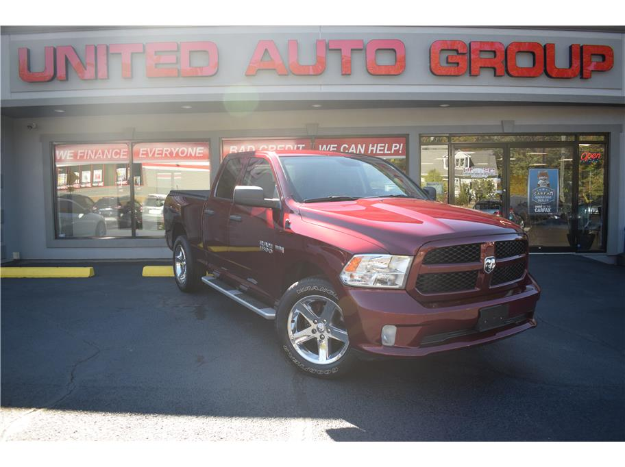 2017 Ram 1500 Quad Cab from United Auto Group
