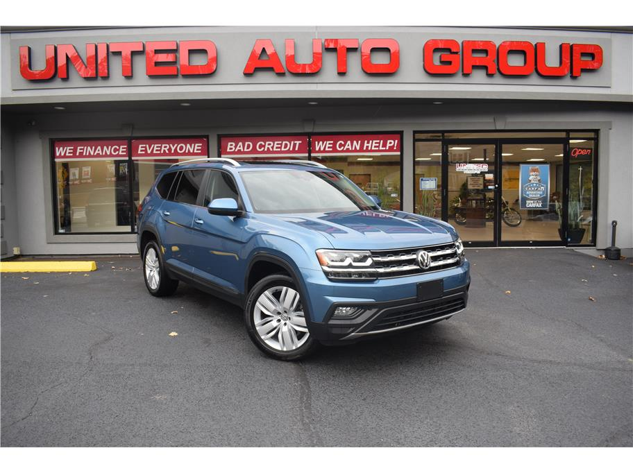 2019 Volkswagen Atlas from United Auto Group