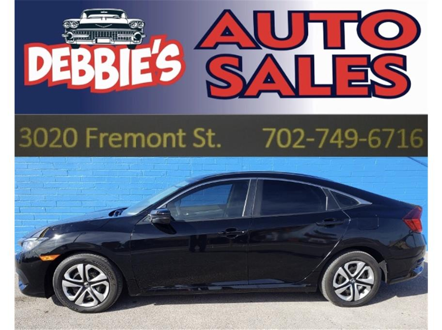 2016 Honda Civic from Debbie's Auto Sales