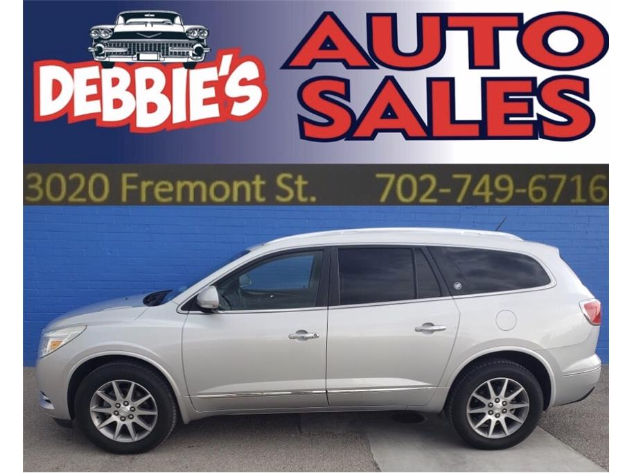 2015 Buick Enclave from Debbie's Auto Sales