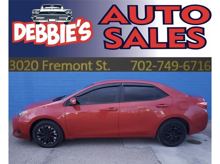 2018 Toyota Corolla from Debbie's Auto Sales