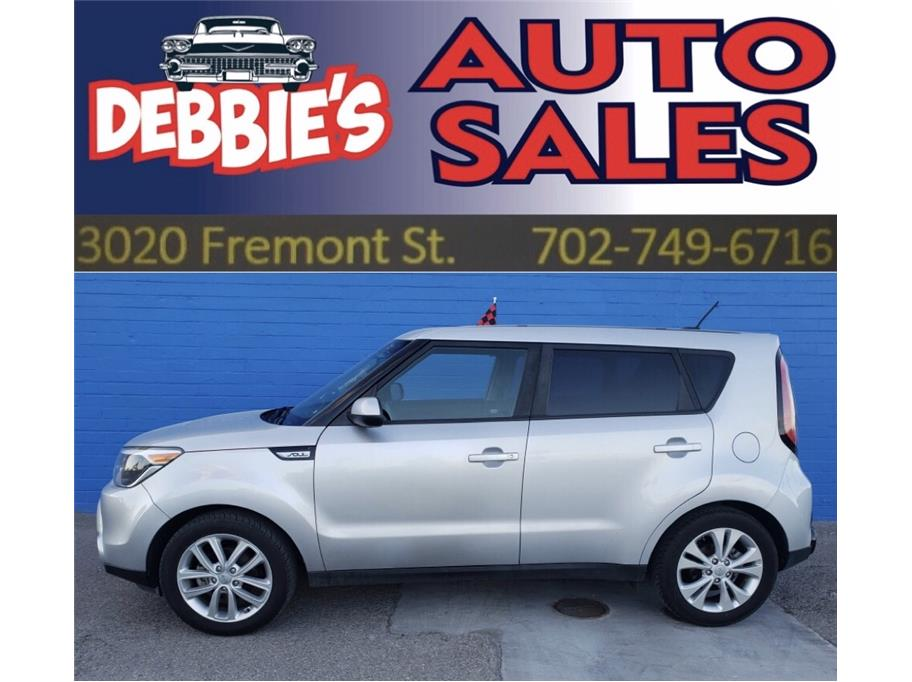 2016 Kia Soul from Debbie's Auto Sales