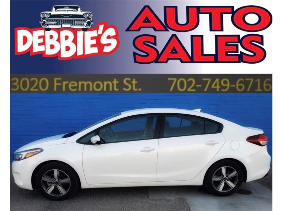 2018 Kia Forte from Debbie's Auto Sales