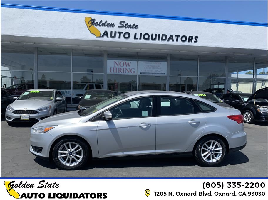 2016 Ford Focus from Golden State Auto Liquidators