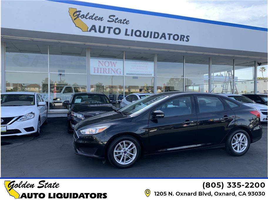 2015 Ford Focus from Golden State Auto Liquidators