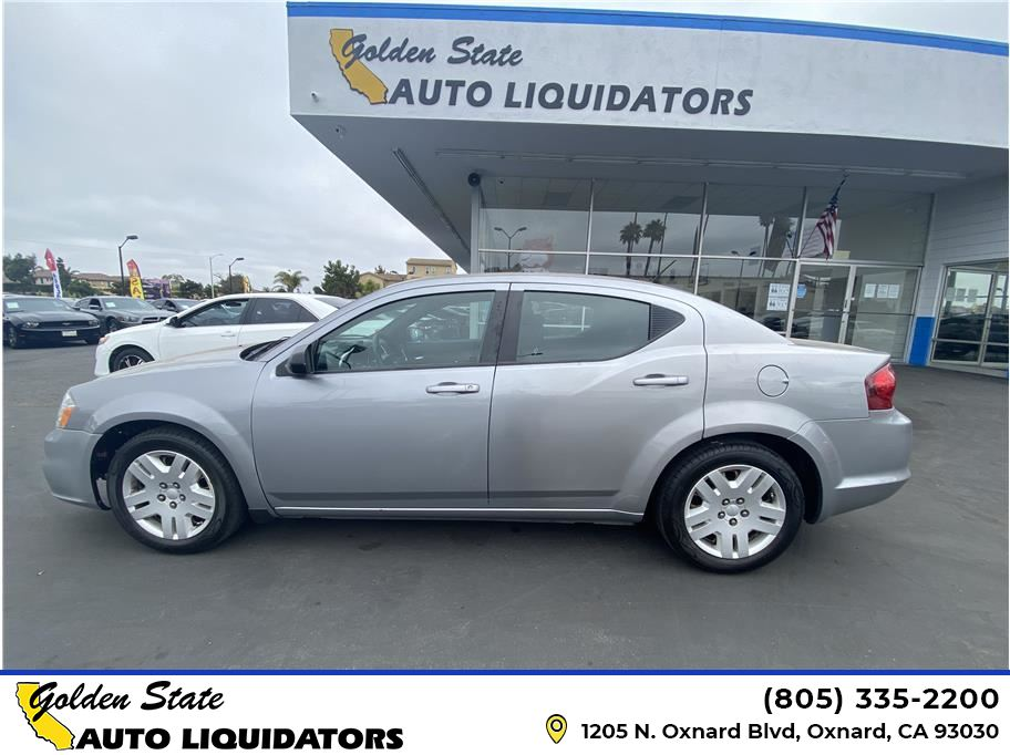 2014 Dodge Avenger from Golden State Auto Liquidators