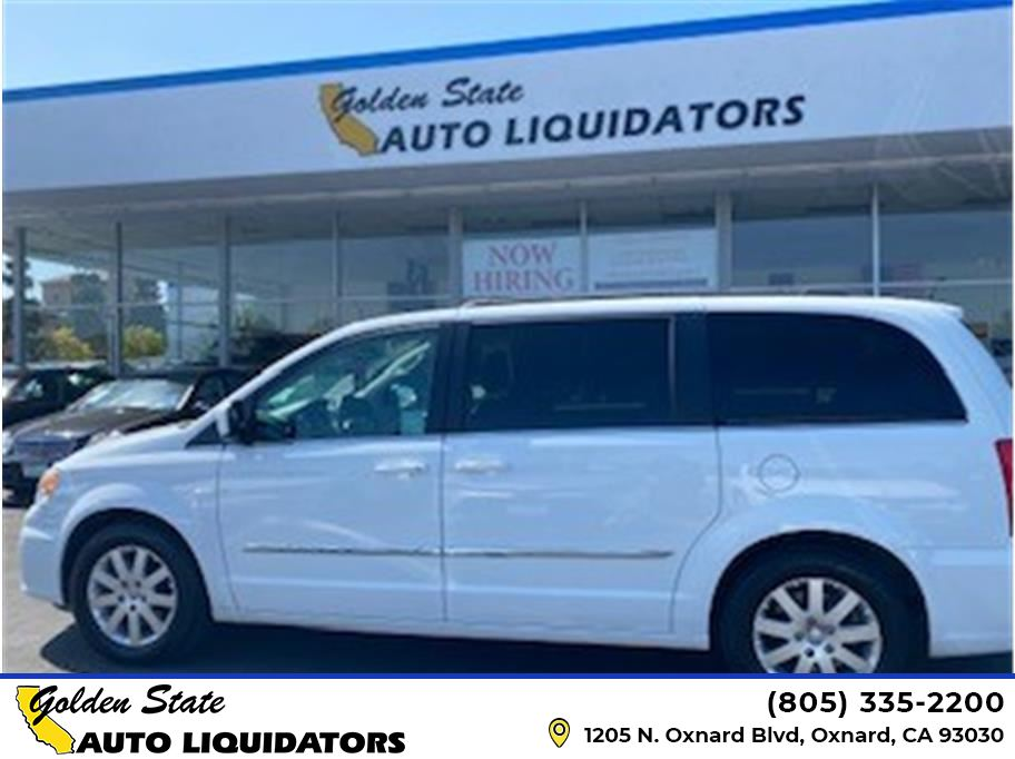 2016 Chrysler Town & Country from Golden State Auto Liquidators