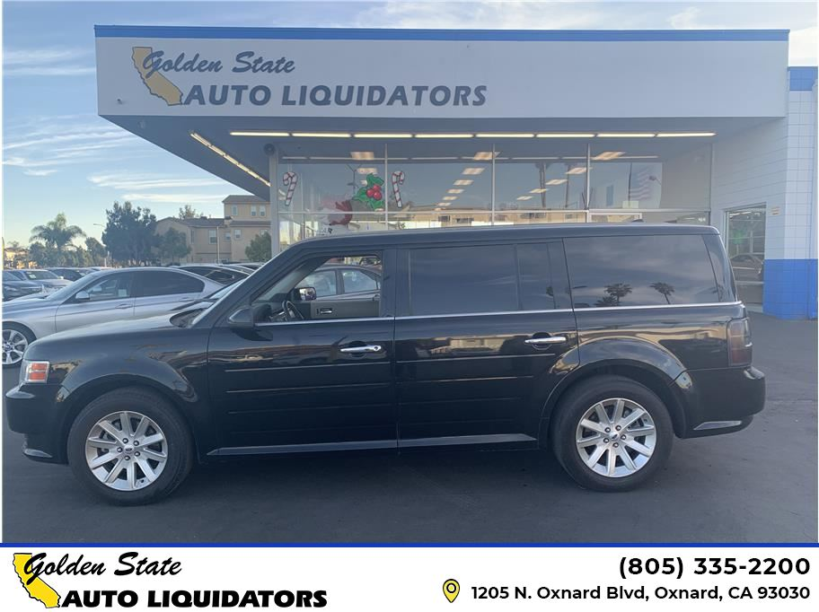 2012 Ford Flex from Golden State Auto Liquidators