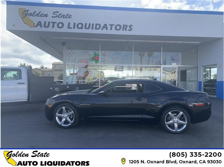 2010 Chevrolet Camaro from Golden State Auto Liquidators