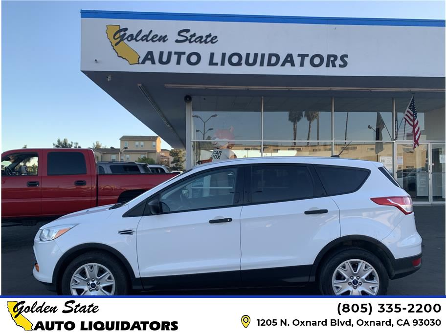 2015 Ford Escape from Golden State Auto Liquidators