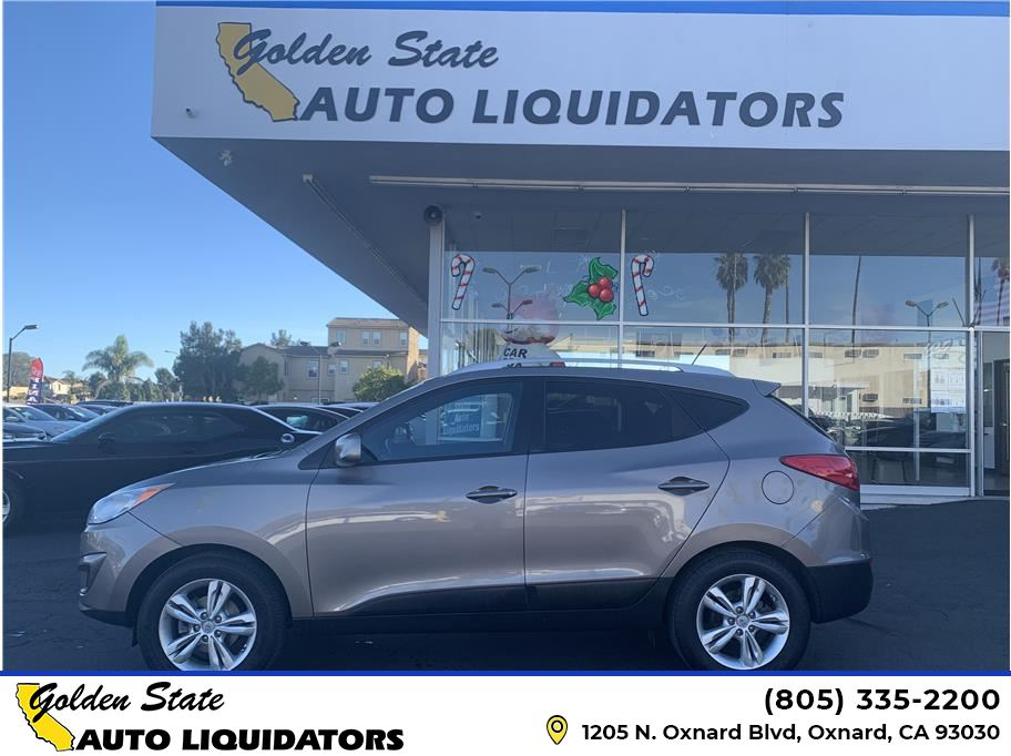 2011 Hyundai Tucson from Golden State Auto Liquidators