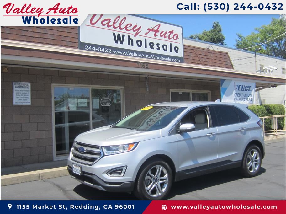 2015 Ford Edge from Valley Auto Wholesale Inc.