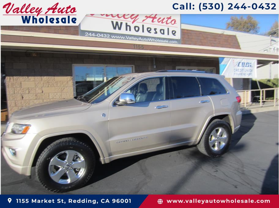 2015 Jeep Grand Cherokee from Valley Auto Wholesale Inc.