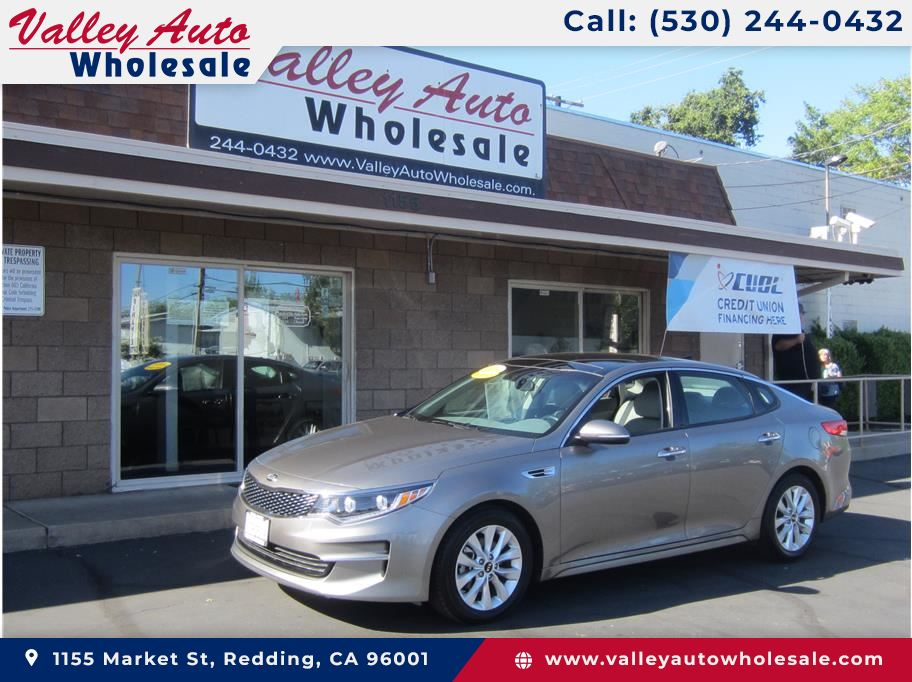 2016 Kia Optima from Valley Auto Wholesale Inc.